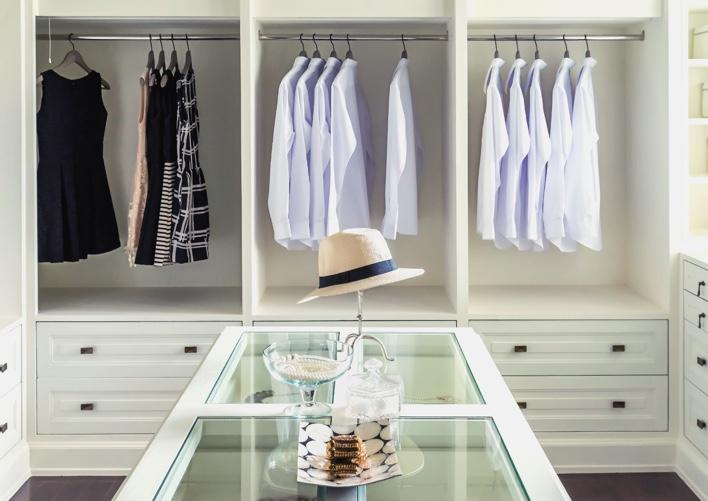 Custom Designed Closets