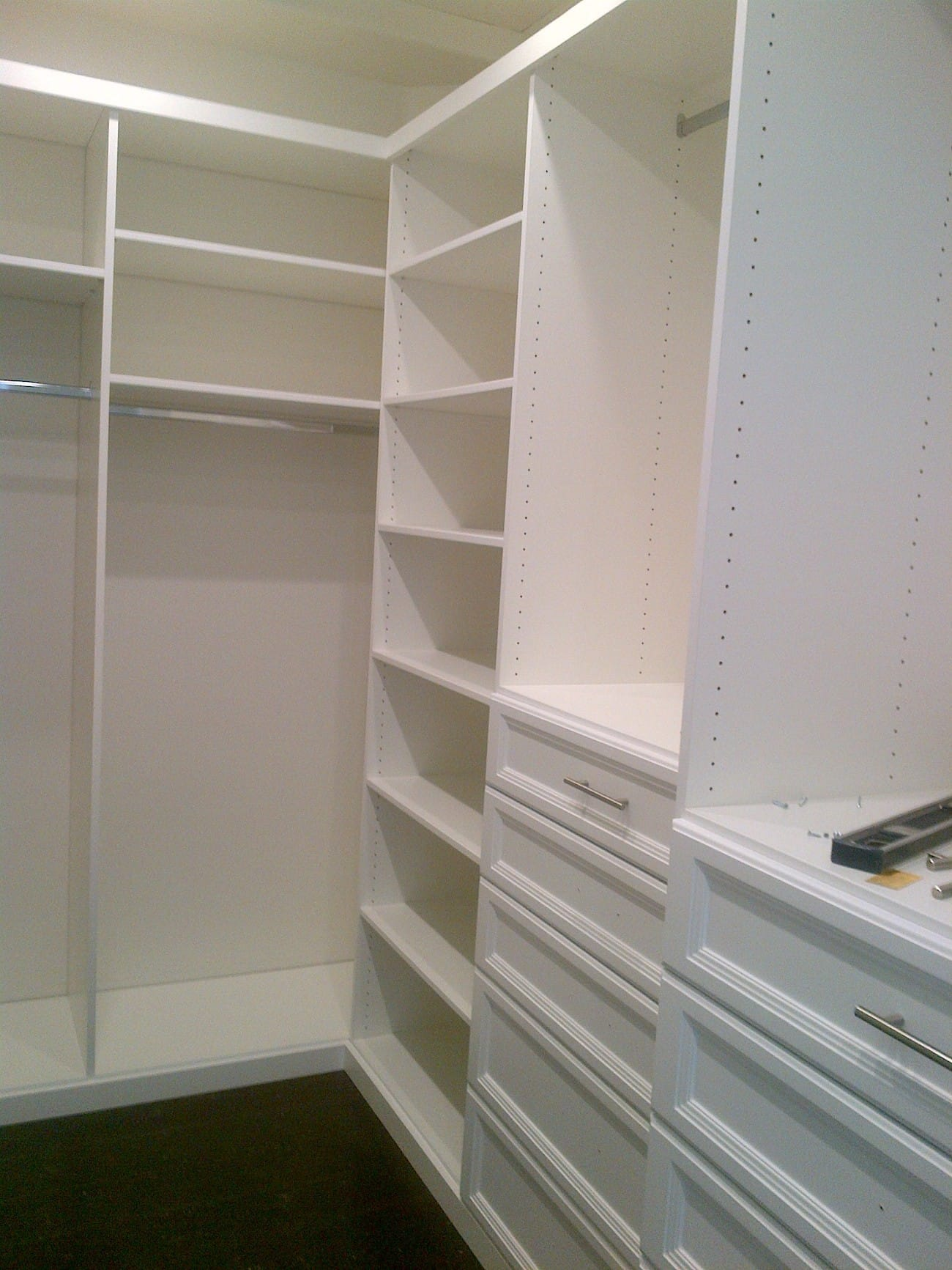 Walk In Closets Near Me Custom Designs Los Angeles