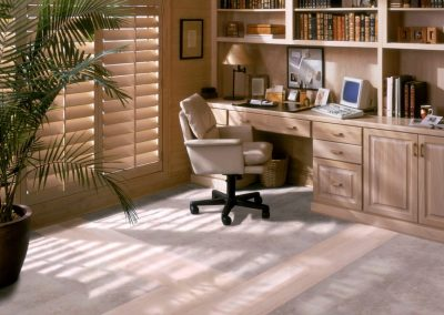 Custom home office storage & home office space Los Angeles