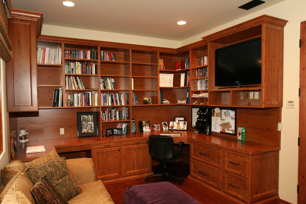 Orange home office Furniture Custom Home Office Storage Home Office Space Palos Verdes Closet Solutions Home Office Los Angeles Custom Closets Orange County
