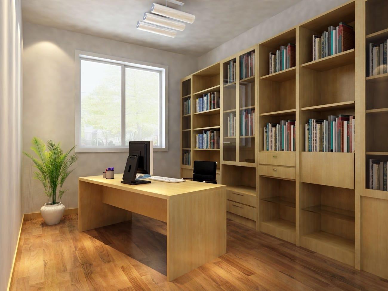 Home Office Los Angeles Custom Closets Orange County