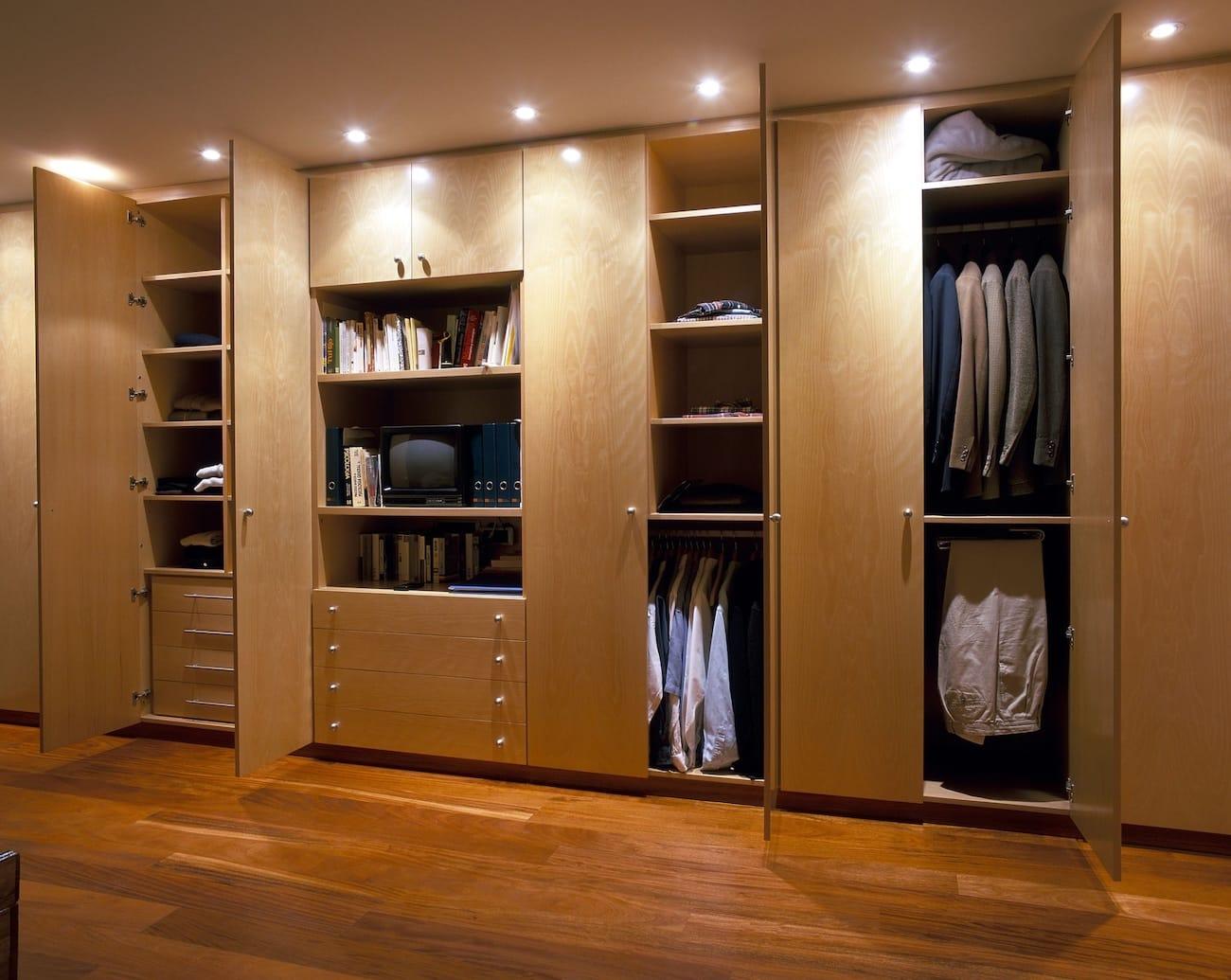 Los Angeles Reach In Closets Custom Designed Amp Built