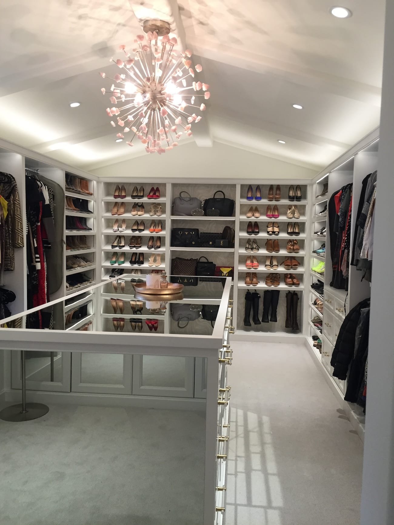 Wardrobe Rooms Los Angeles Custom Designed Amp Built Closets