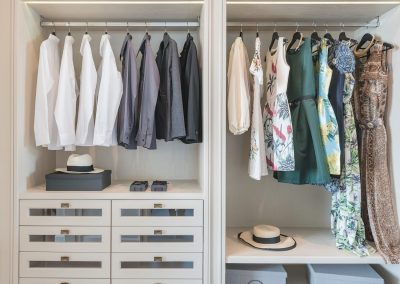 luxury wardobe closet & custom walk in closet organizer Costa Mesa