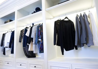 luxury wardobe closet & custom walk in closet organizer Newport Beach