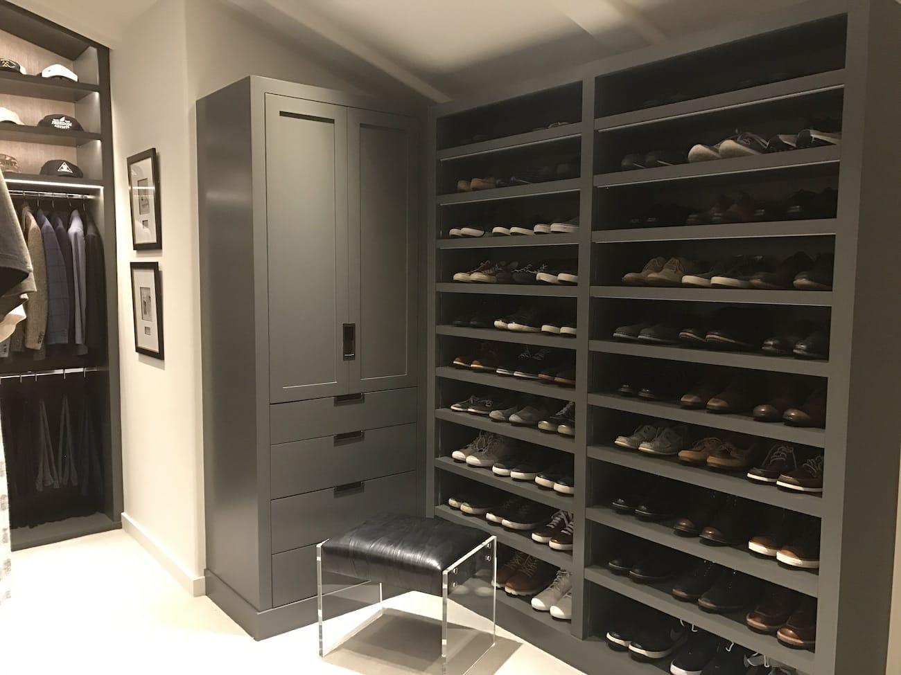 Wardrobe Rooms Los Angeles Custom Designed Built Closets