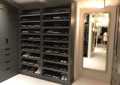 luxury wardobe closet & custom walk in closet organizer Santa Monica