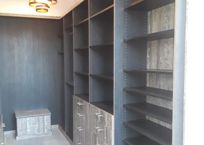 luxury wardobe closet & custom walk in closet organizer West Los Angeles