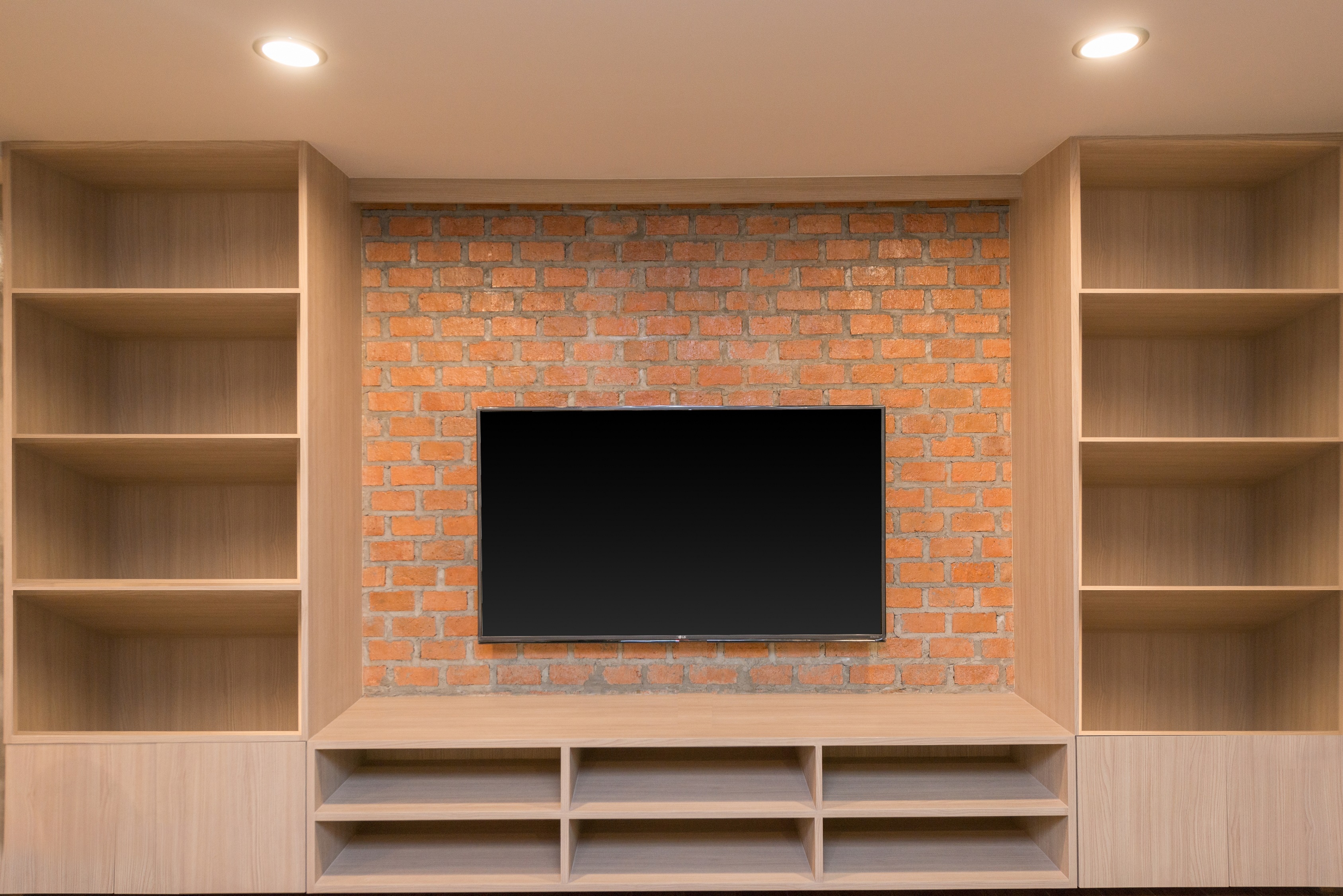 Entertainment Centers | Custom Garage Storage Solution ...