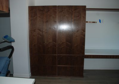 Custom Office - Walnut - Westwood 3
