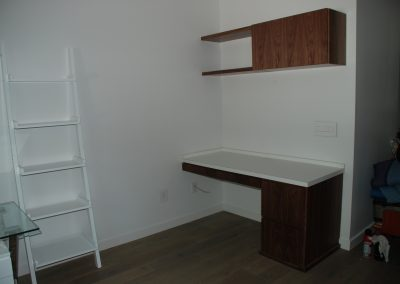 Custom Office - Walnut - Westwood 4