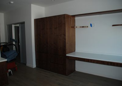 Custom Office - Walnut - Westwood 6