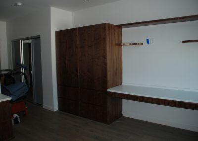 Custom Office - Walnut - Westwood 6