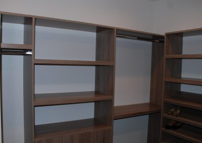 Custom Walk-in Closet - Westwood