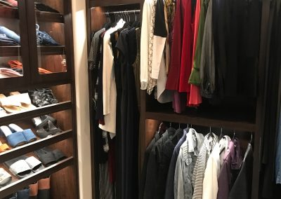 Manhattan Beach - Custom Walk in Closet - Luxury Wardrobe Room - Lighting 5