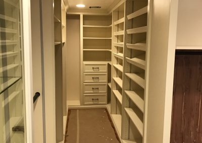 Rancho Palos Verdes - Custom Walk in Closet - Wardrobe Room - Lighting 5