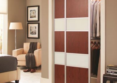 High Quality Modern Custom Sliding Closet Doors
